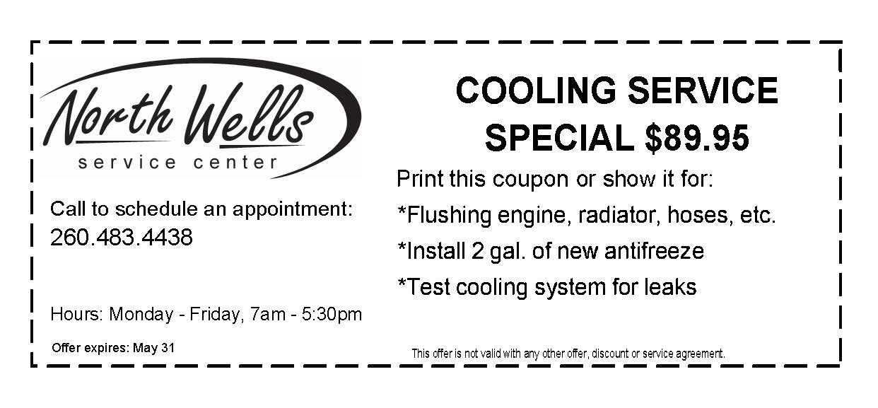 Cooling Service Special